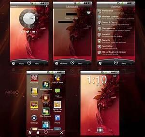 Android Sense Theme for Windows Mobile