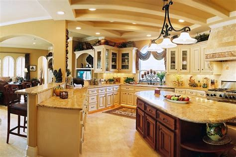 spacious kitchen design spacious kitchen design interior ideas decorating and 2414