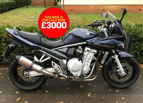 Wardrobes For Sale Near Me by Bike Of The Day Suzuki Gsf1250s Bandit