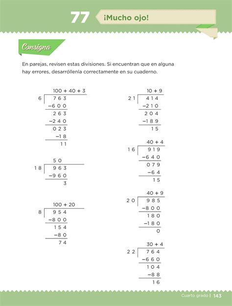 libro contestado de matematicas 5 grado desaf 237 os