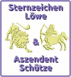 Löwe Und Schütze : sternzeichen l we aszendent sch tze ~ Orissabook.com Haus und Dekorationen