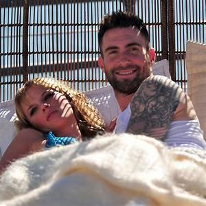 Adam Levine Photos Photos - Adam Levine And Anne ...