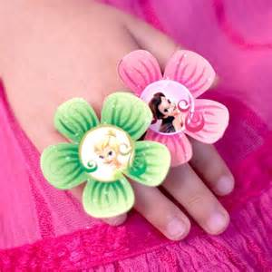 Disney Fairy Flowers