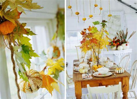 Herbstdeko Für Das Fenster Basteln by Herbstdeko Basteln 28 Inspirierende Ideen Archzine Net