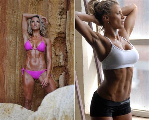 wtfitness fittest female bodies 2012 ailis garcia