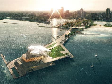 pier petersburg st florida pete smith architecture competition park rogers partners landscape urban ken floating asd concepts luxigon