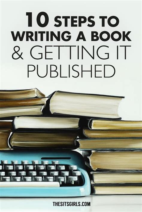 10 Steps To Writing A Book And Getting It Published « $60 Miracle Money Maker