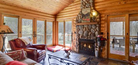 Mountain Cabin Vacation Rentals by Rustic Smith Mountain Lake Cabin Rentals Weekend Rentals
