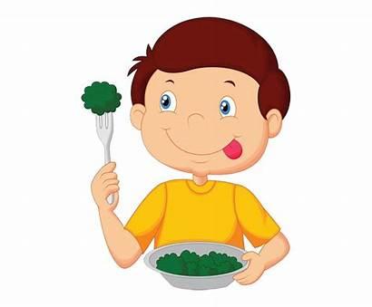 Eating Cartoon Eat Clipart Child Transparent Boy