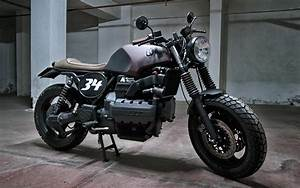 Bmw K100 Scrambler : motorecyclos k100 scram inazuma caf racer ~ Melissatoandfro.com Idées de Décoration