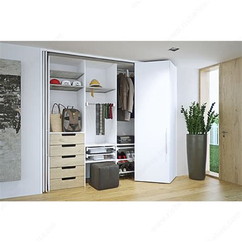 Sliding Folding Cabinet Doors by Hawa Folding Concepta 25 For Slide In Bifold Pocket Door