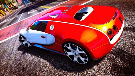 What other gta videos do you want to see? Bugatti Veyron  Tuning - GTA5-Mods.com