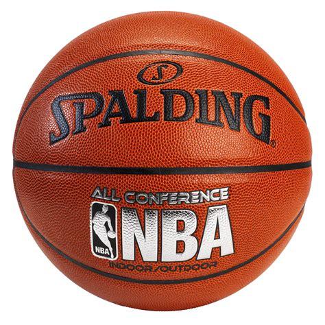 spalding nba  conference pu composite basketball