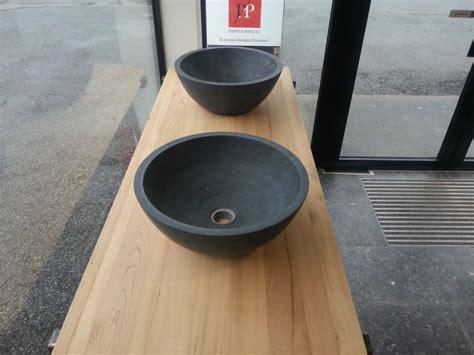 vasque bleue naturelle bca mat 233 riaux anciens