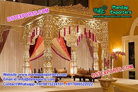 exclusive bollywood style wedding mandap mandap exporters
