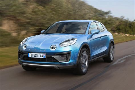 renault suv the alpine suv is coming renault s sports car brand to