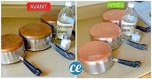 Nettoyer Du Cuivre : le secret de cuistot pour que vos casseroles en cuivre ~ Melissatoandfro.com Idées de Décoration