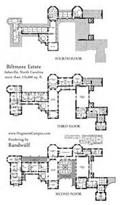 mansion plans biltmore estate floor plan