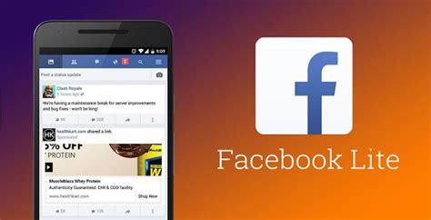 fb app  facebook lite app  android  apk