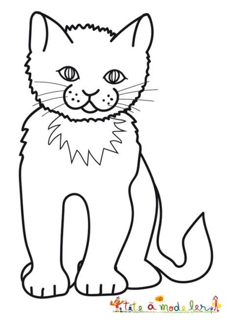 Elle va inclure un système d'identification/déconnexion, utilisant ajax et va aussi supporter les utilisateurs multiples. dessin de chat debout - Les dessins et coloriage