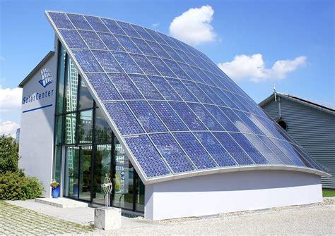 Transparente Solarpaneele Fuer Glasfassaden by Photovoltaik Bauer Energietechnik