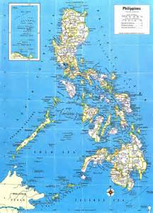 Philippine Islands Map