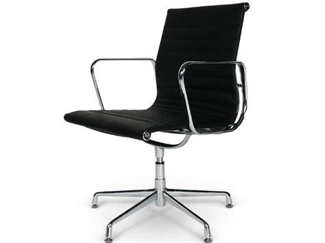 chaise visiteur chaise visiteur ea108 noir