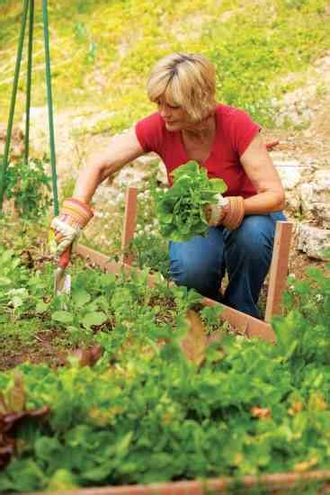 Garden For Health Get Your Daily Exercise In The