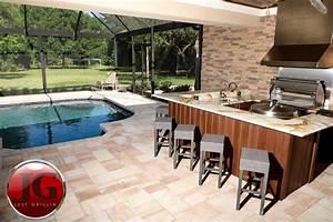 Outdoor, Kitchen, Design, U0026, Installation