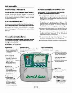 Computadora Riego Rain Bird