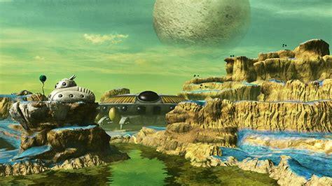 dragon ball zs planet namek     stars victory