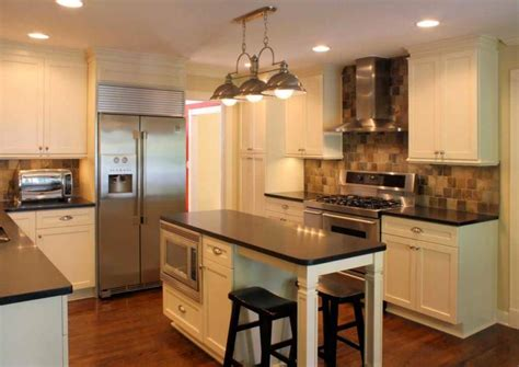 island ideas for small kitchen the awesome and best style of small kitchen island with 7594