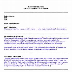 d75 assistive technology report template assistive With section 37 report template