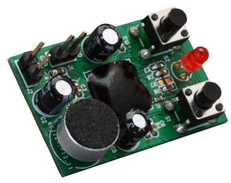 Second Voice Recorder Playback Module