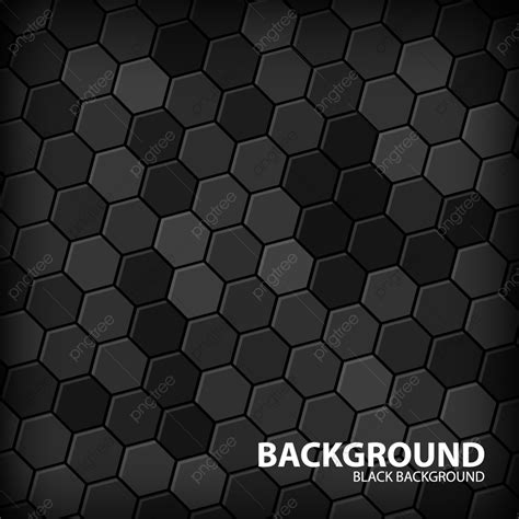 Abstract Black Texture Background Hexagon abstract hexagon black background hexagon texture effect