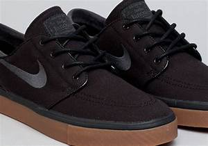 Nike SB Stefan Janoski - Black - Anthracite - Gum ...