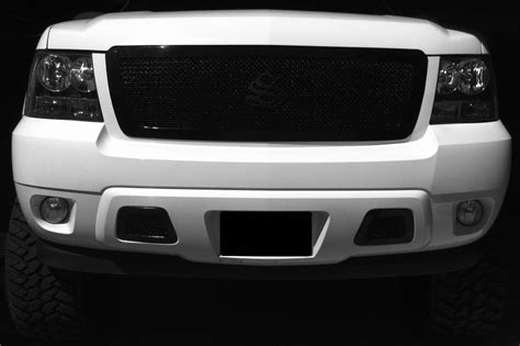 chevy tahoe suburban avalanche status grilles