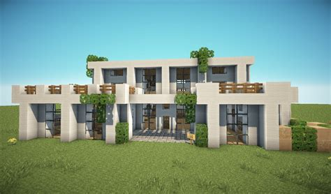 modern house pack  houses minecraft map