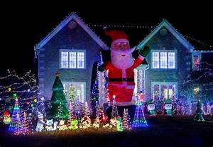 Check, Out, These, Holiday, Lights, Displays, In, Lincoln