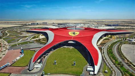 The Unique Ferrari World In Abu Dhabi