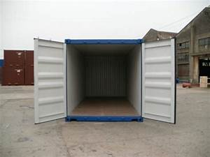 12 Fuß Container : 20 fu container neuwertig blau ~ Sanjose-hotels-ca.com Haus und Dekorationen