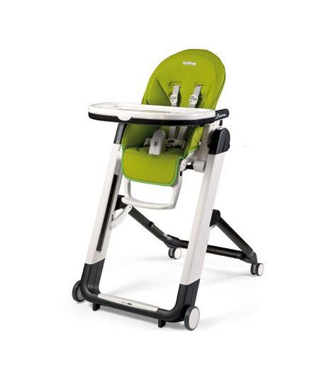 chaise haute siesta peg perego siesta high chair mela apple green