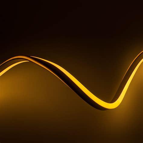 50m led flexible neon strip in orange 120led m ledkia