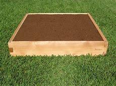 3x4 Raised Garden Bed 3x4 Cedar Bed Garden In Minutes