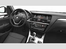 BMW X3 2014 dimensions, boot space and interior
