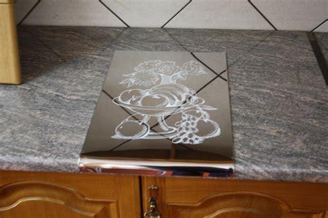 plaque protection plan de travail cuisine plaque extension plan de travail