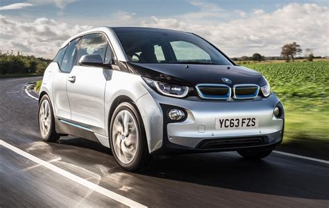 New Bmw I3 Electric Car With Range Extender