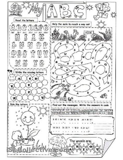 my abc worksheet free esl printable worksheets made by