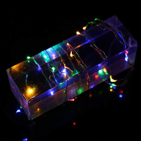 Led Lights For Room Battery Operated by 20 100 Led String Lights Battery Operated