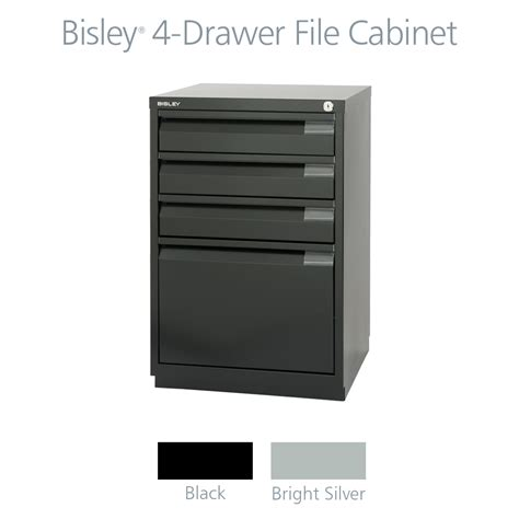 bisley filing cabinets 4 drawer bisley premium 4 drawer file cabinet